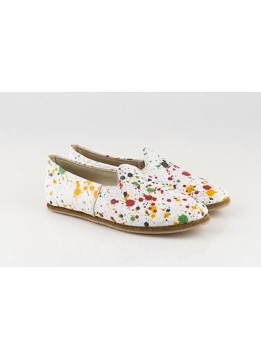 Aintap Ayakkabı Beyaz